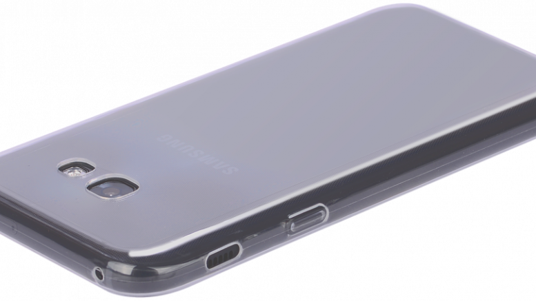 Samsung Note 8 in Corea