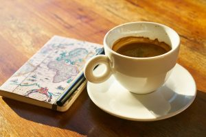 Caffè e arterie