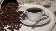 Tre tazzine caffè per il cuore