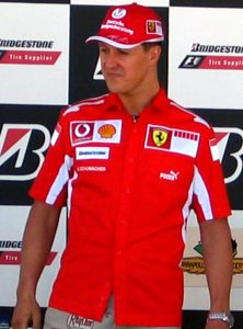 Schumacher jr