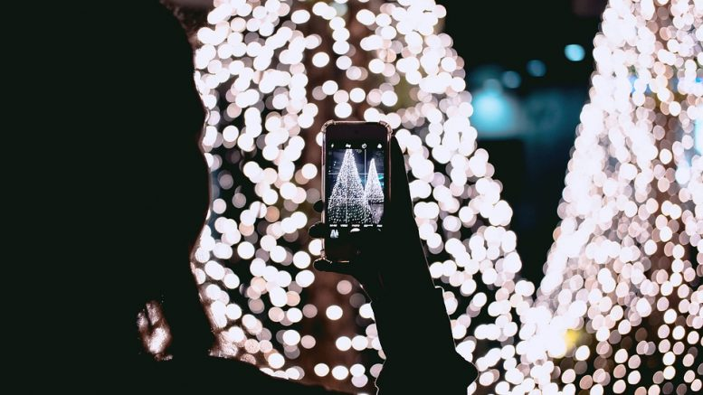 smartphone natale