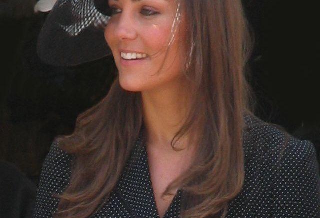 Kate Middleton non incinta